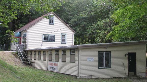 Gingerbread Schoolhouse