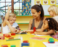 CHILDREN'S CHILD CARE And COMM LRN.CNT. 501
