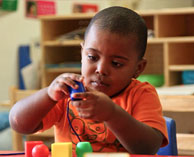 Preschool Child Care, Two Rivers YMCA